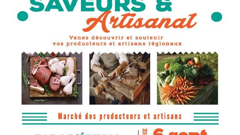 Marché «Saveurs & Artisanat»